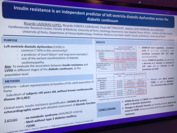 Image tweeted by Dr Aseem Malhotra, British Cardiologist, August 31, 2015. As he was attending a conference at the time, I believe this is a poster presentation from that conference.